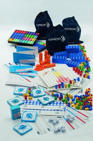 Numicon Breaking Barriers Group Apparatus Pack