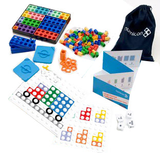 Numicon Breaking Barriers One to One Apparatus Pack