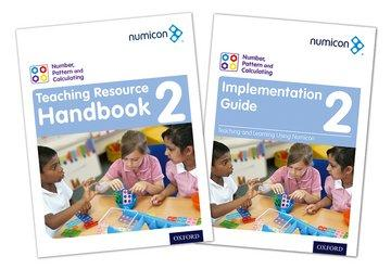 Numicon Number, Pattern and Calculating 2 Teaching Pack