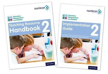 Numicon Geometry, Measurement and Statistics 2 Teaching Pack