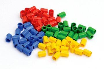 Numicon 80 Coloured Pegs