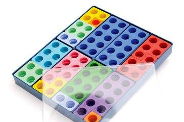 Numicon Box of 80 Numicon Shapes