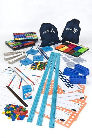 Numicon Group Starter Apparatus Pack C