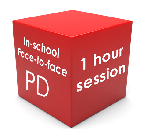 Numicon Professional Development - 1 hr face-to-face workshop