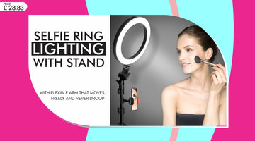 Best Selfie Ring Lights with Stand