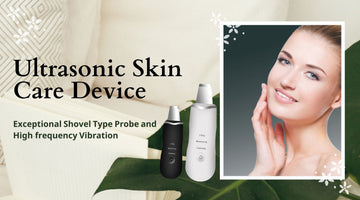 Ultrasonic Facial Skin Care Beauty Device