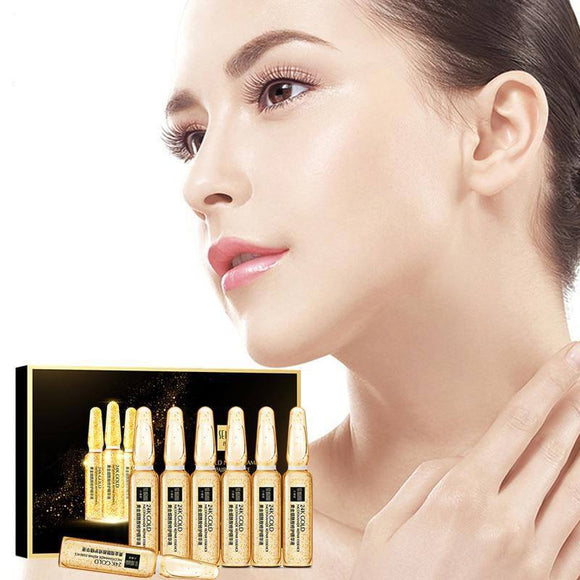 Anti-Aging Gold Ampoule Face Serum