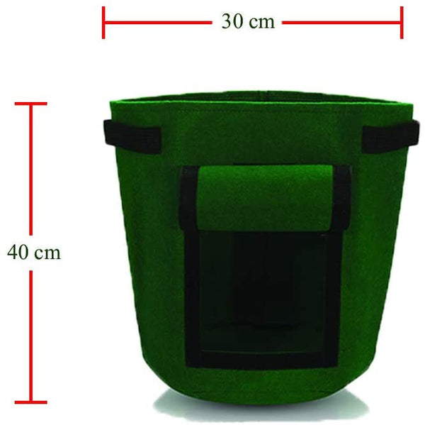 Home Garden Vegetable Planter Container Pot
