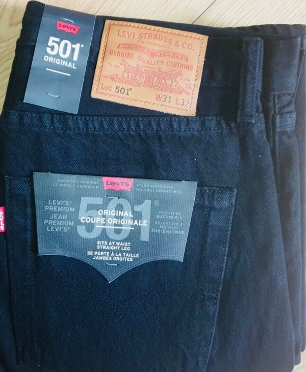 Men's Levi 501 Denim jeans