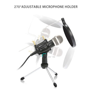 adjustable microphone