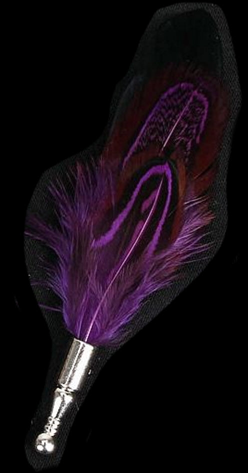 Pheasant Feather Hat Pin