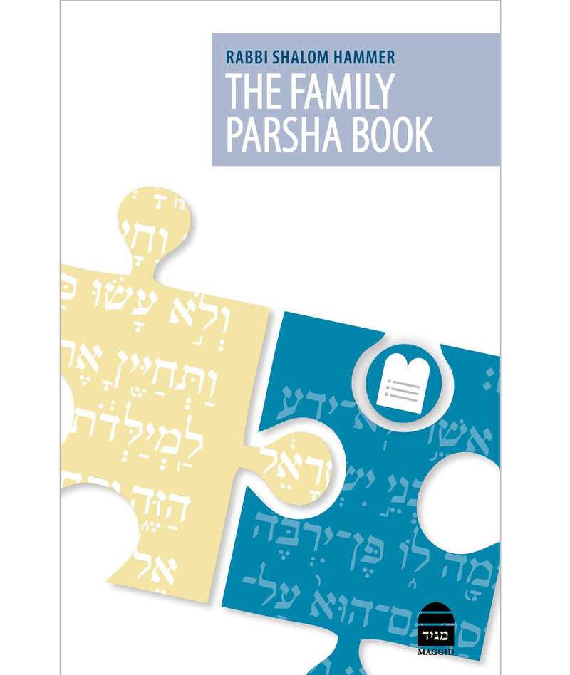 The Family Parsha Book - Paperback