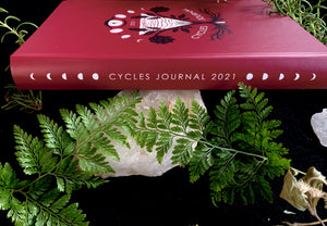 Cycles Journal 2021 [Slightly Damaged]
