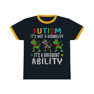 Autism is not a disability,It is a different ability