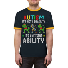 Load image into Gallery viewer, Autism is not a disability,It is a different ability