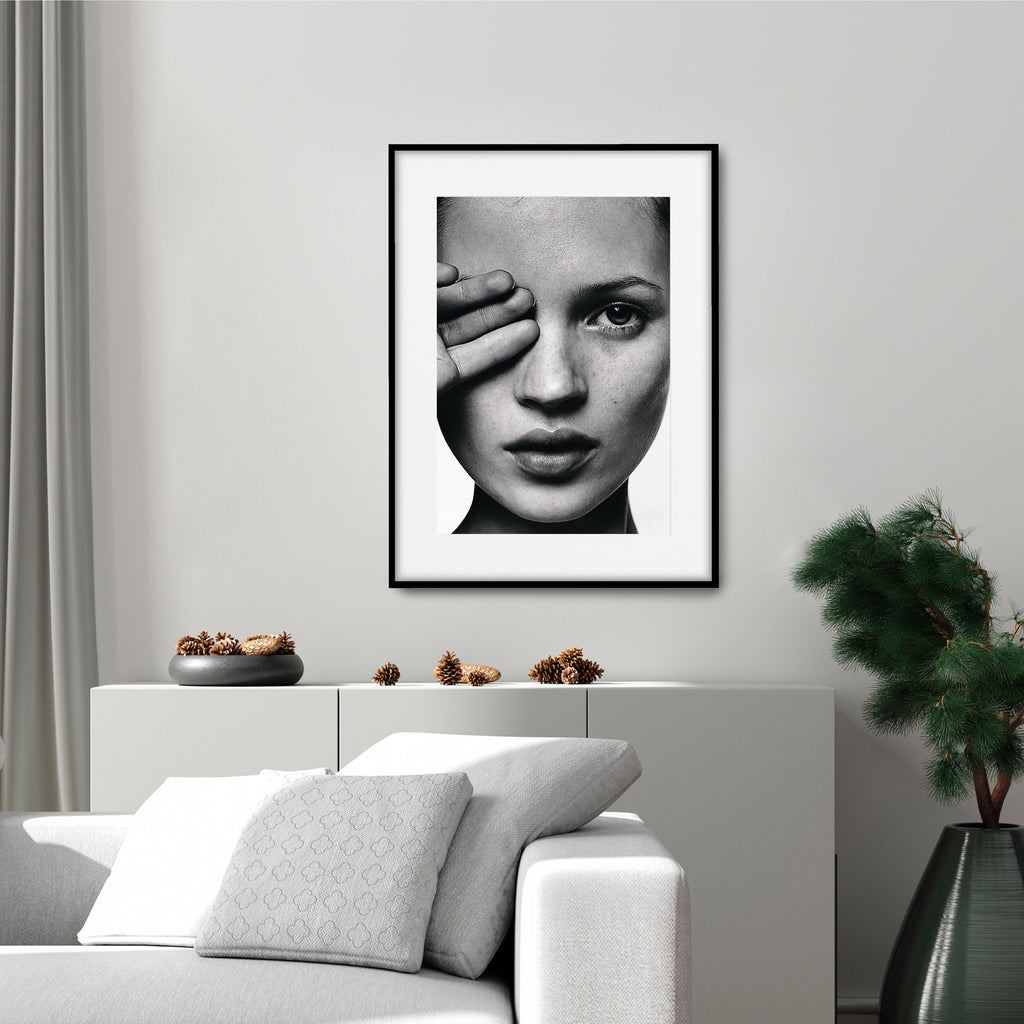 Kate Moss rostro