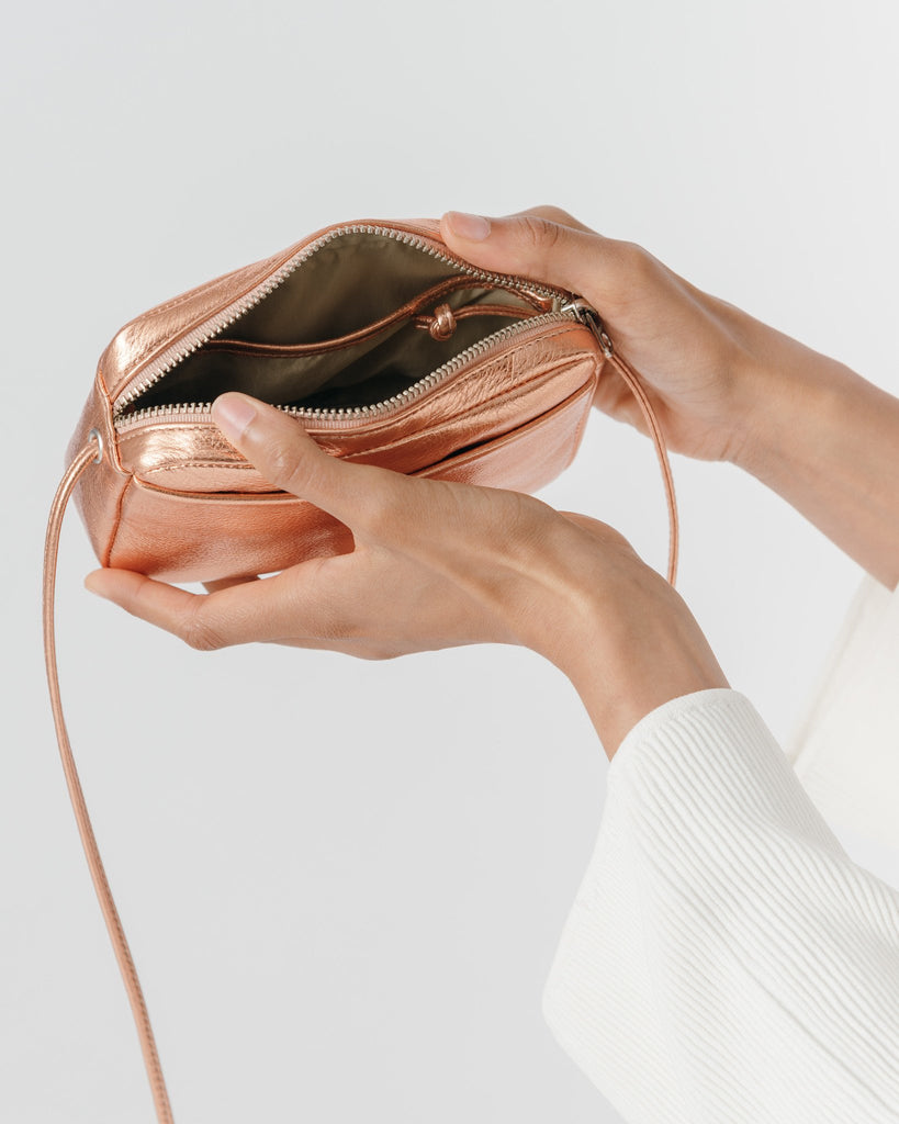 Copper Mini Purse