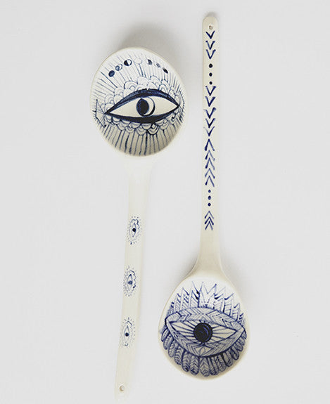 Spirit Eye Spoons