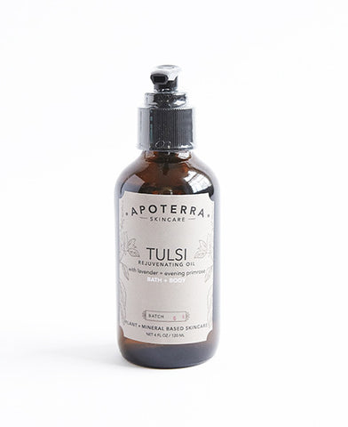 Tulsi Rejuvenating Oil