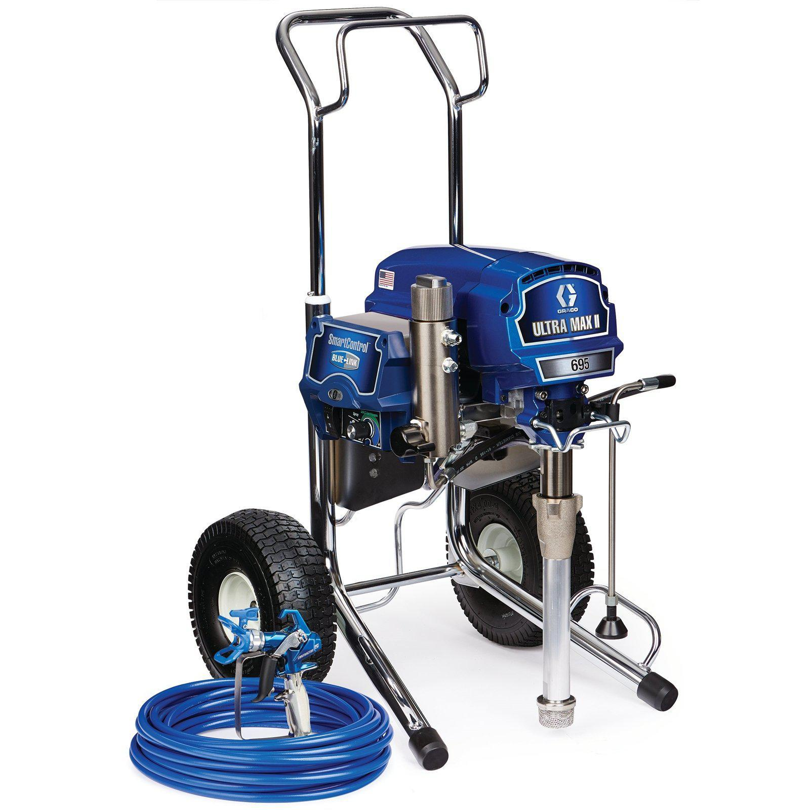 Graco 695 Ultra MaxII Standard Airless H #16W892