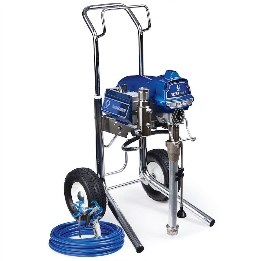 Graco 650 Ultra MaxII PC Pro Hi-Boy