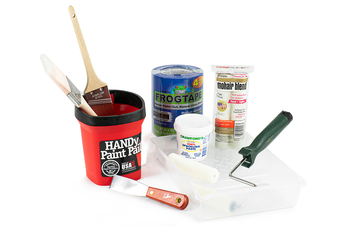 Pro Interior Trim Paint Kit