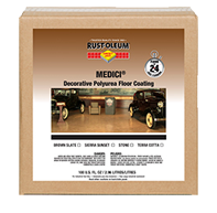 Medici Polyurethane  Floor Coating