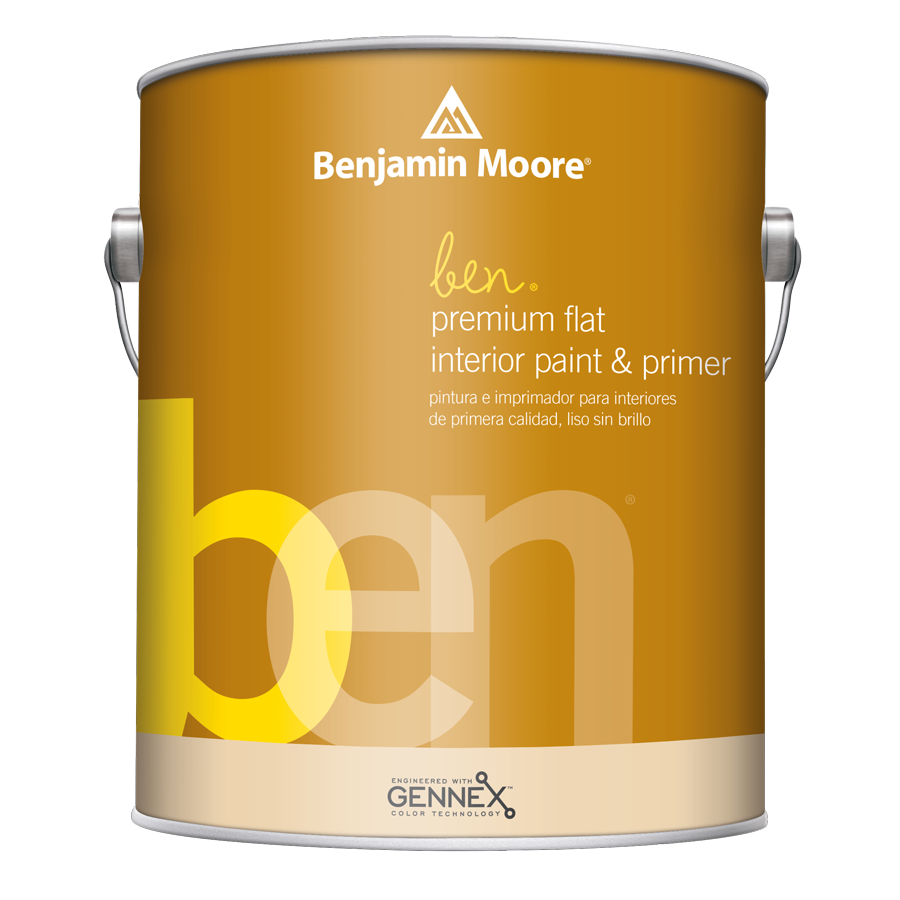 ben Interior Latex Paint