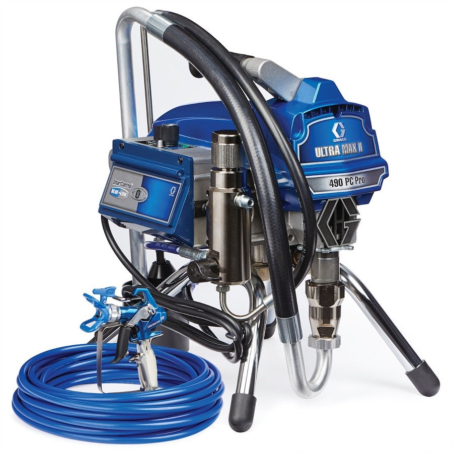 Graco 490 Ultra MaxII PC Pro Airless Sprayer