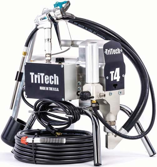 TriTech T4 Airless Stand Complete #599-800