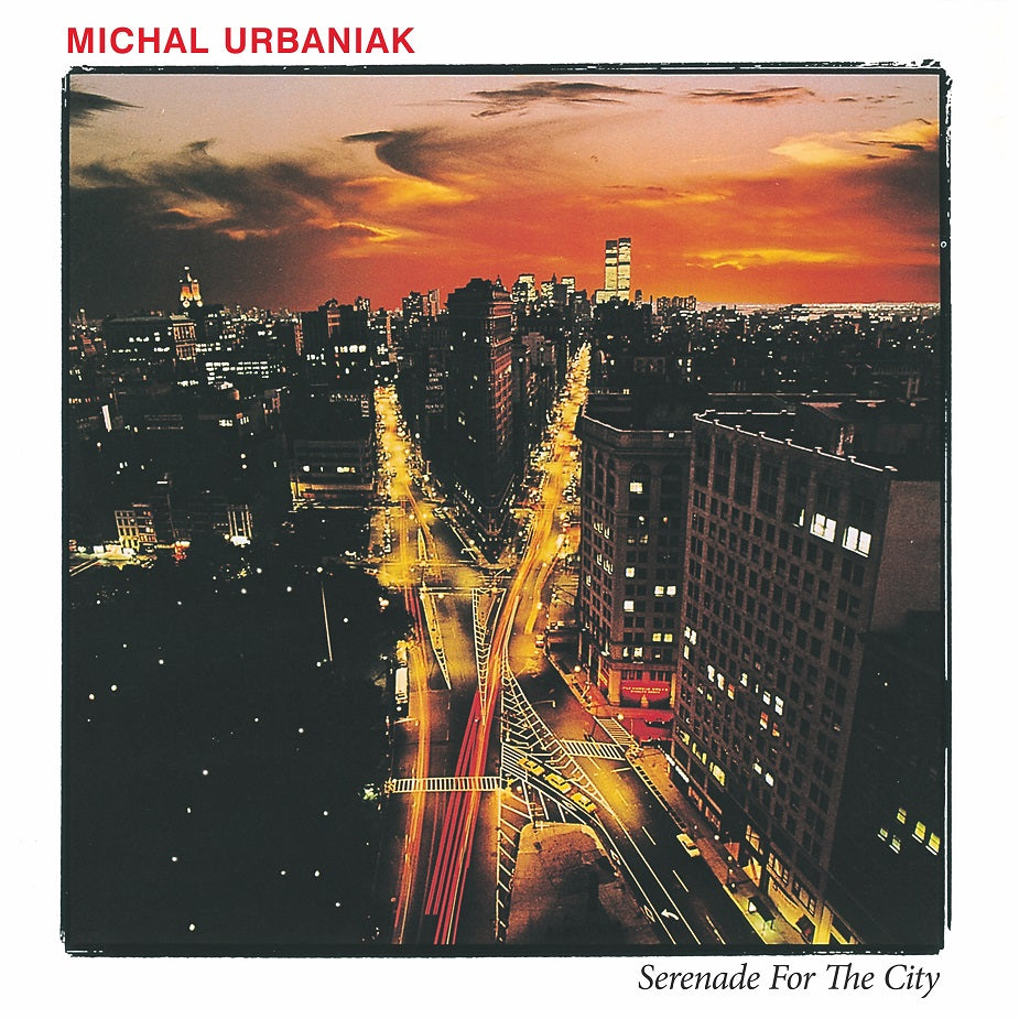 SERENADE FOR THE CITY CD WITH AUTHOGRAPH