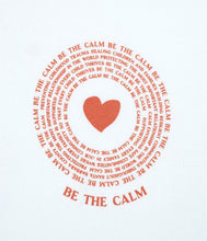 Load image into Gallery viewer, Be the CALM - Women's Fitted Crew