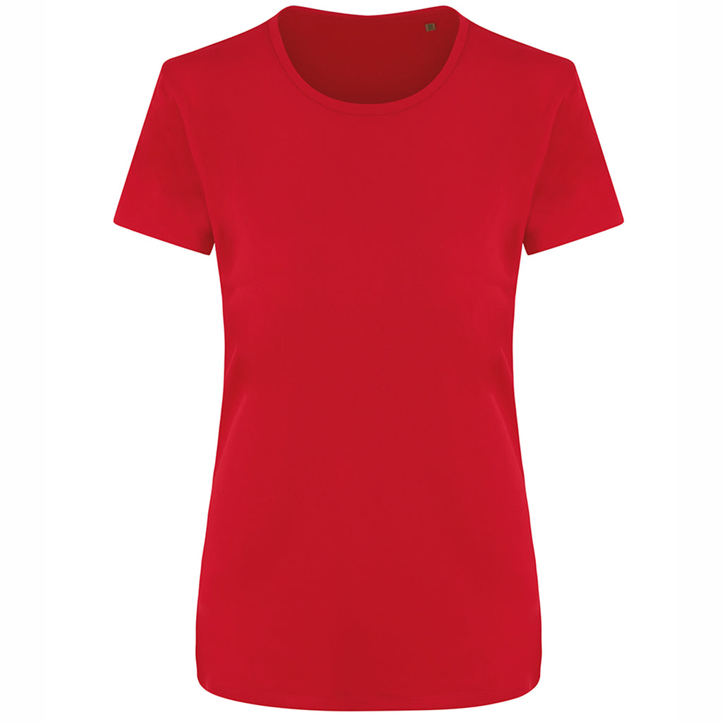 Ladies Ambaro Recycled Sports T-Shirt