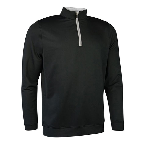Zip Neck Midlayer