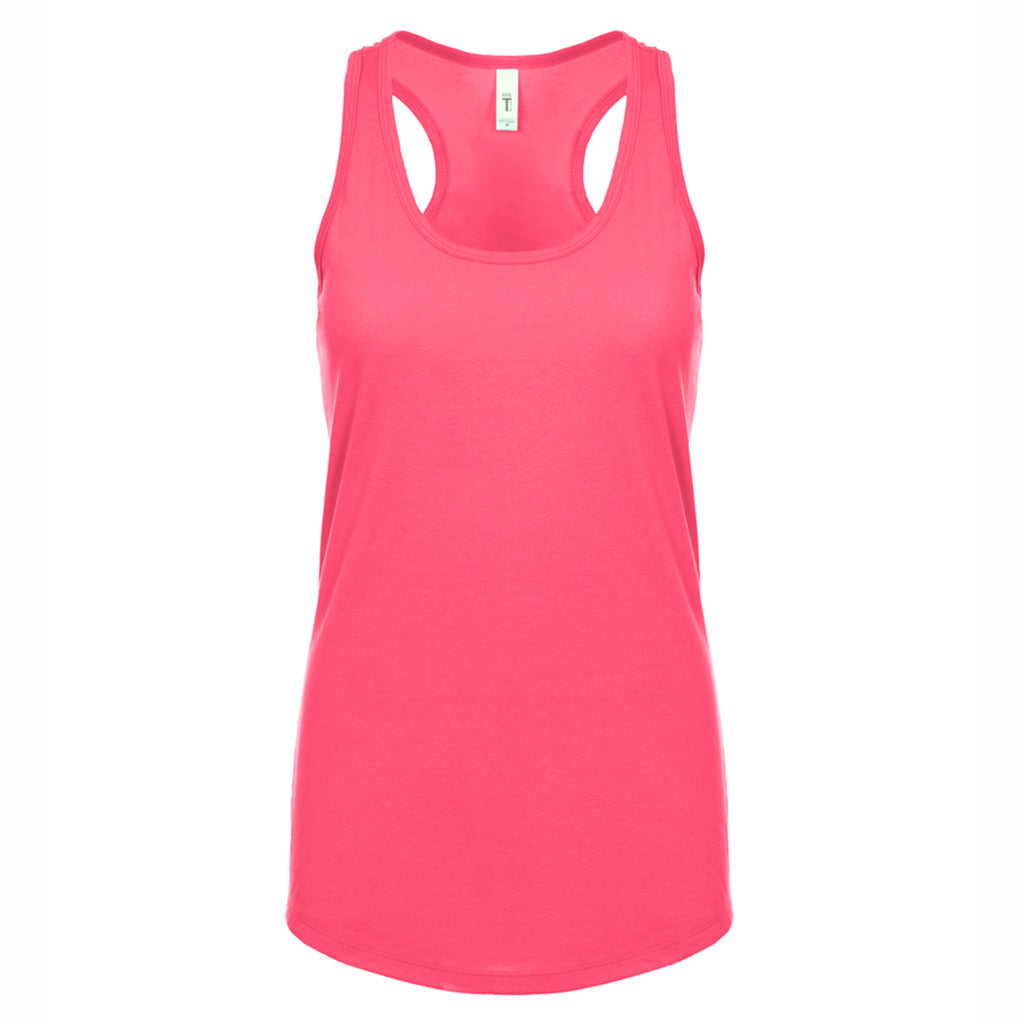 Ladies Ideal Racer Back Tank Top