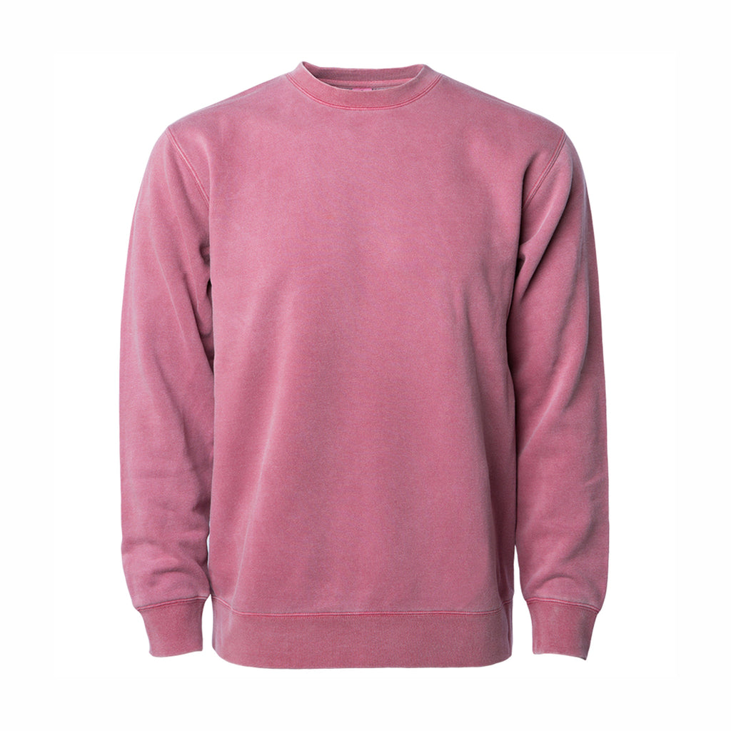 Midweight Pigment Dyed Crew Neck