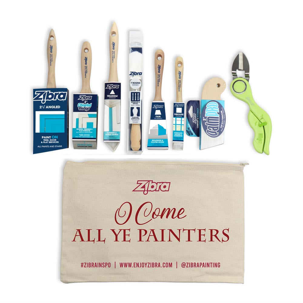 Doorbuster Holiday Kit! - 7 brushes + Open-it!