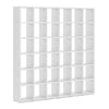 Boon - 30 Cube Shelf Storage System - 2180x2160x330mm