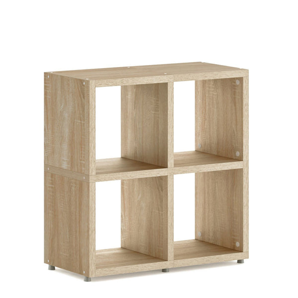 Boon - 4 Cube Shelf Storage System - 760x740x330mm