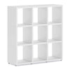 Boon - 9 Cube Shelf Storage System - 1120x1100x330mm