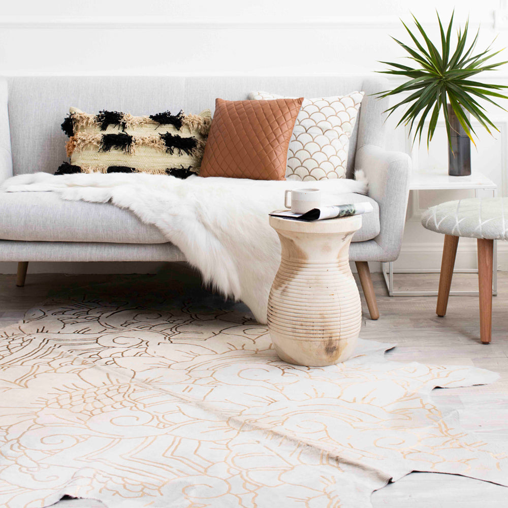 Boho gorgeousness - the Isola hide