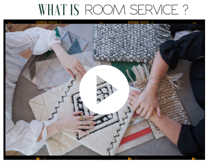 We make choosing rugs easy - try Room Service today