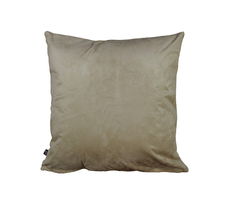 Luneta Cushion - Light Caramel