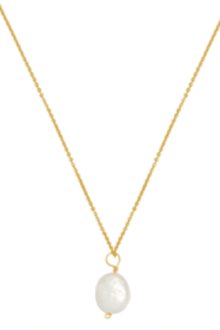 The Eddie Pearl Necklace by Mabe&A | Saatxa