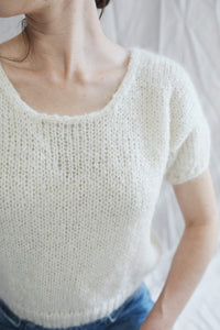 Gaia Hand Knitted Top