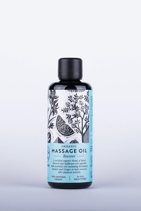 Recover Massage Oil