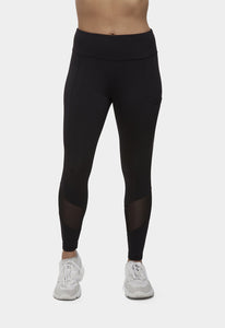 Black Gym Leggings - PerkyPeach