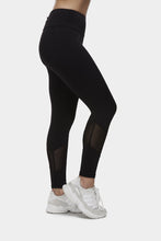 Load image into Gallery viewer, Black Gym Leggings - PerkyPeach