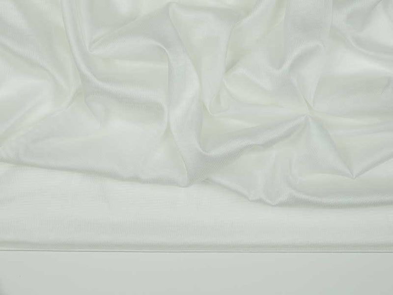 Antwerp White Sheer Fabric