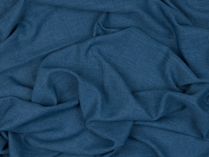 Beirut Denim Sheer Fabric